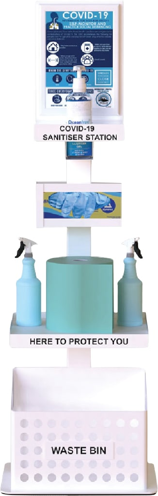 Premium-Sanitising-Station