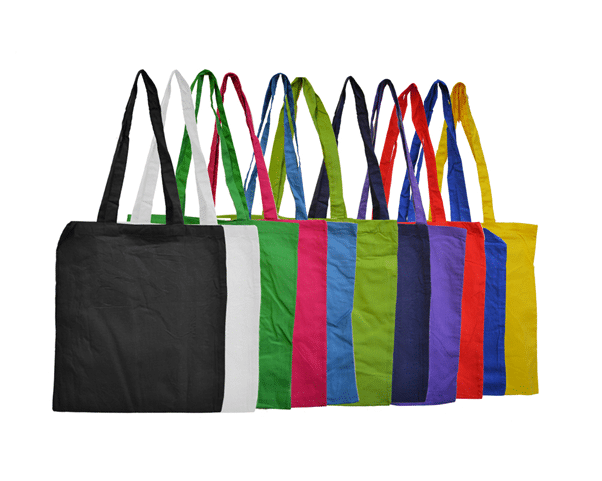 Coloured-Cotton-Bags
