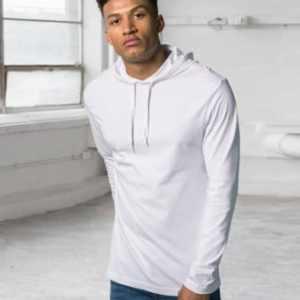 Hooded Long Sleeve T-shirt
