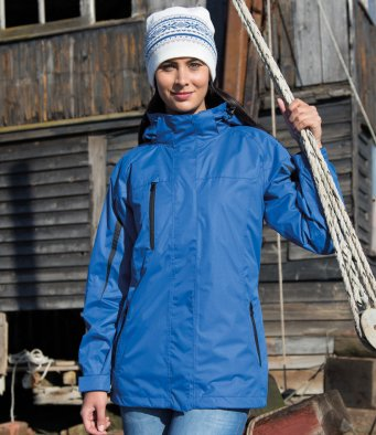 Ladies 3-in-1-Soft-Shell-Journey-Jacket