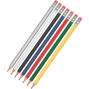 Plastic Pencils