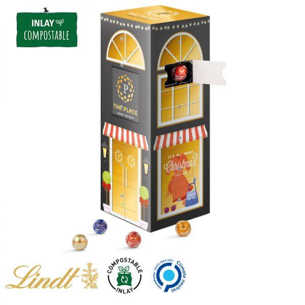 Tower-Advent-Calendar-with-Mini-Chocolate-Balls